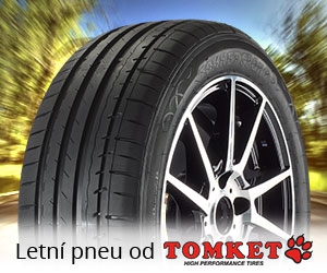 letní pneu od TOMKET