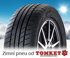 zimní pneu od TOMKET